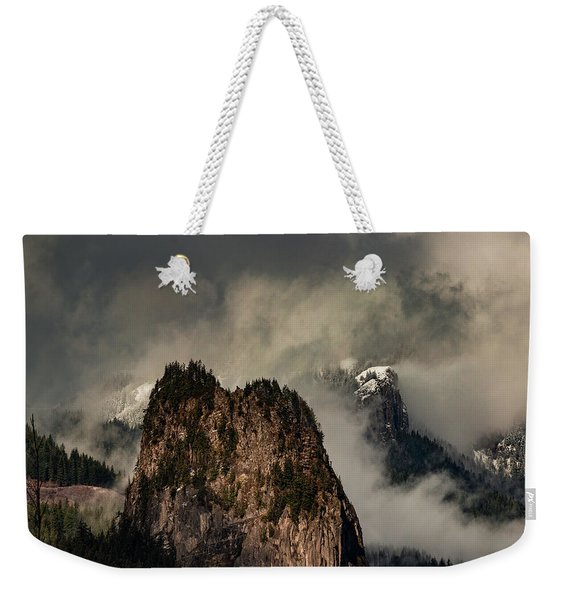 Beacon Rock Weekender Tote Bag