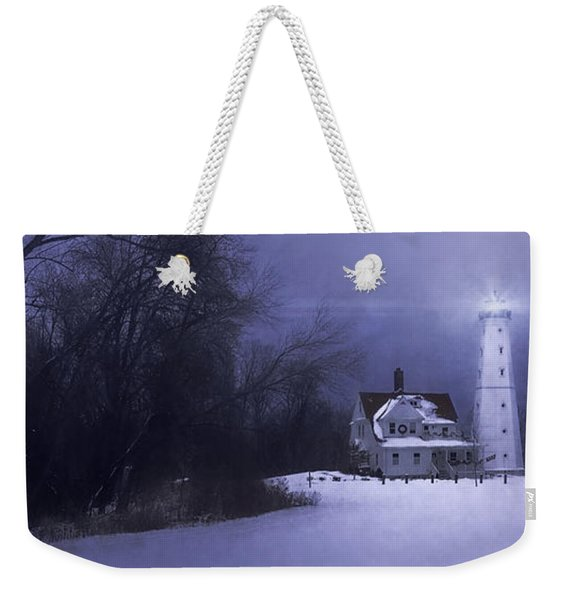 Beacon Weekender Tote Bag