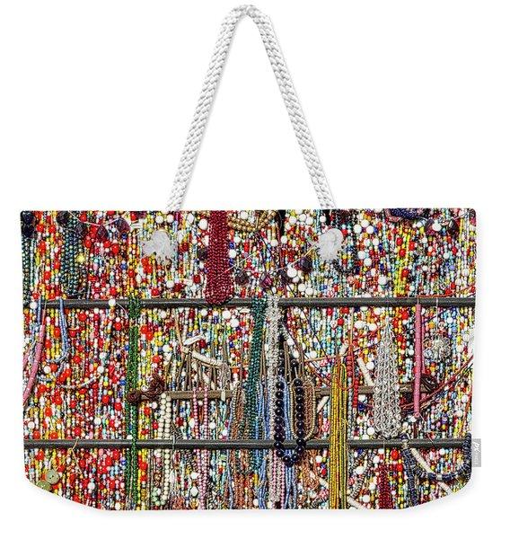 Beads In A Window Weekender Tote Bag