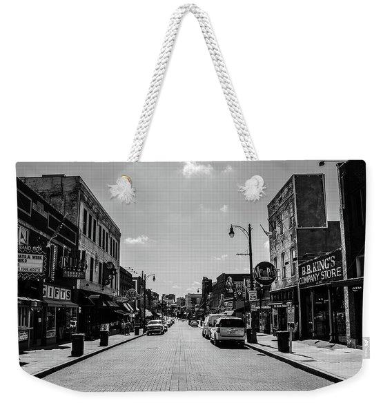 Beale Street Basics Weekender Tote Bag