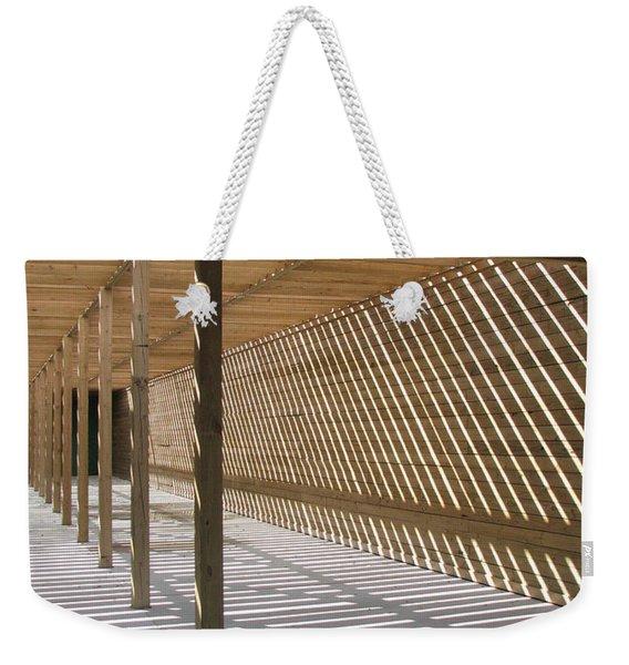 Beaming Light Weekender Tote Bag