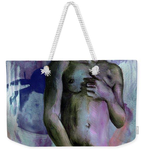 Bearing Mysteries  Weekender Tote Bag