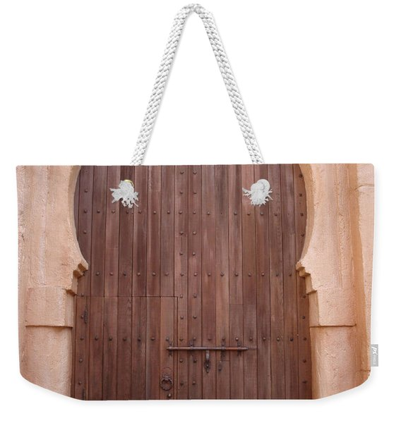 Beautiful Arched Doors Weekender Tote Bag