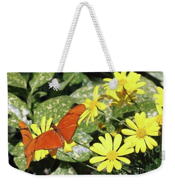 Beautiful Butterflies Weekender Tote Bag