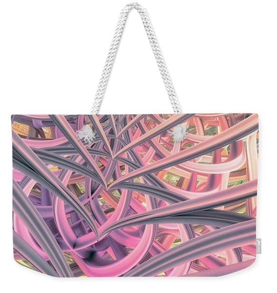 Beautiful Cage Weekender Tote Bag