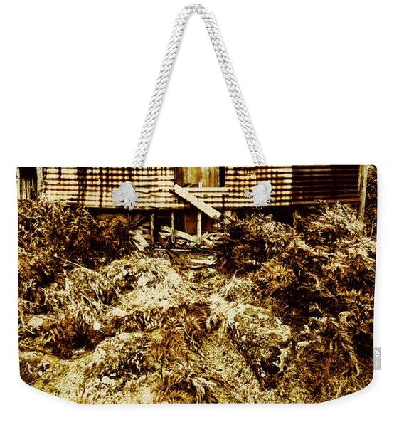 Beautiful Decay Weekender Tote Bag