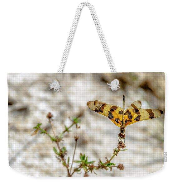 Beautiful Dragonfly Weekender Tote Bag