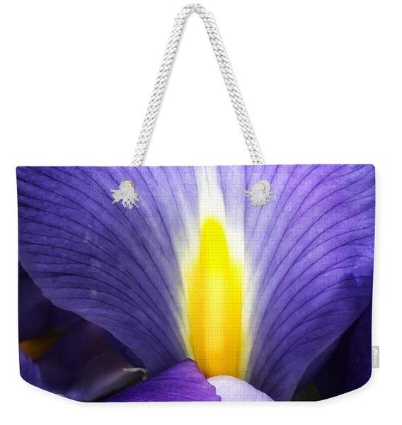Beautiful Flame Weekender Tote Bag