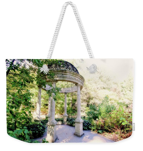 Beautiful Gazebo Weekender Tote Bag