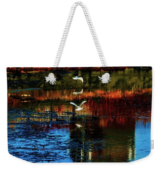 Beautiful II Weekender Tote Bag