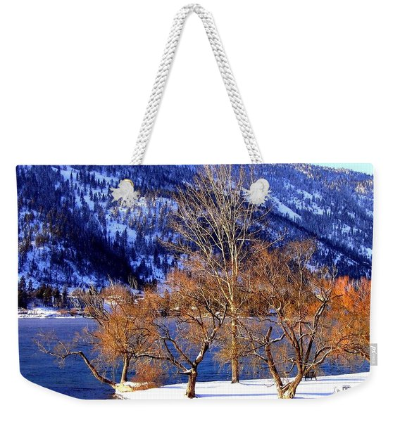 Beautiful Kaloya Park Weekender Tote Bag