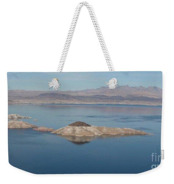 Beautiful Lake Mead Weekender Tote Bag