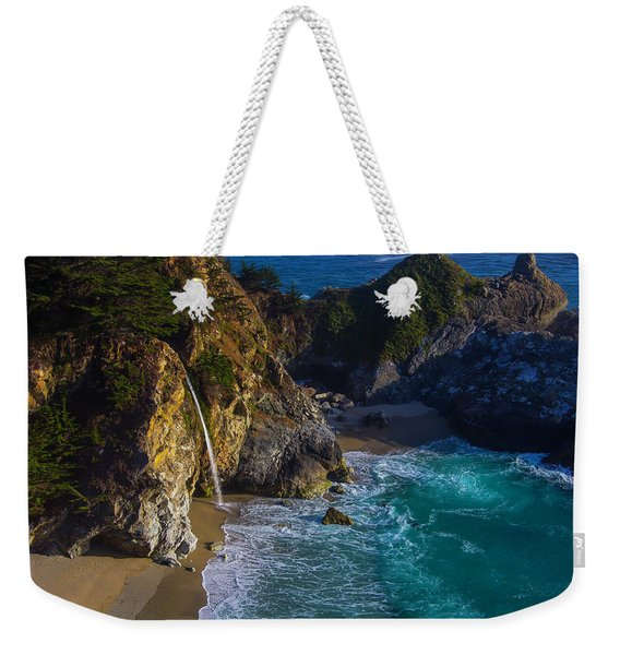 Beautiful Mcway Falls Weekender Tote Bag
