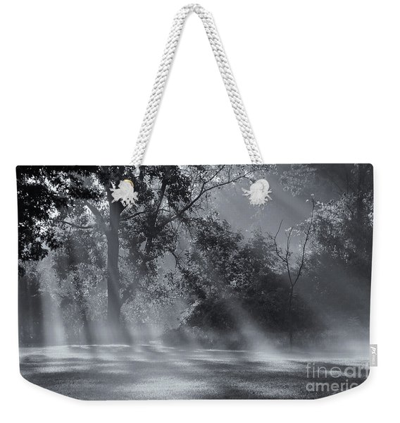 Beautiful Morning Light Weekender Tote Bag