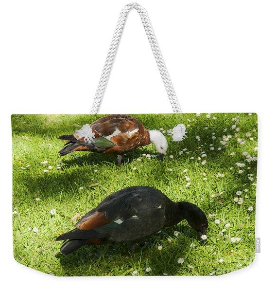 Beautiful Pair Weekender Tote Bag