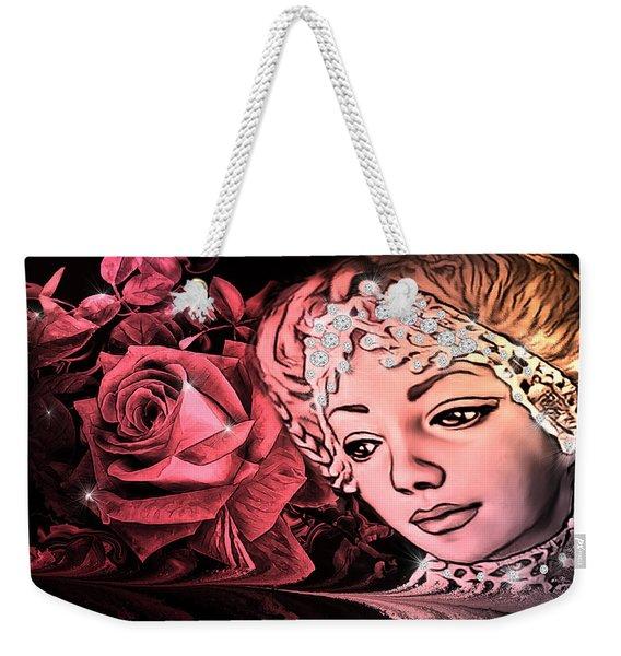 Beautiful Reflections Weekender Tote Bag