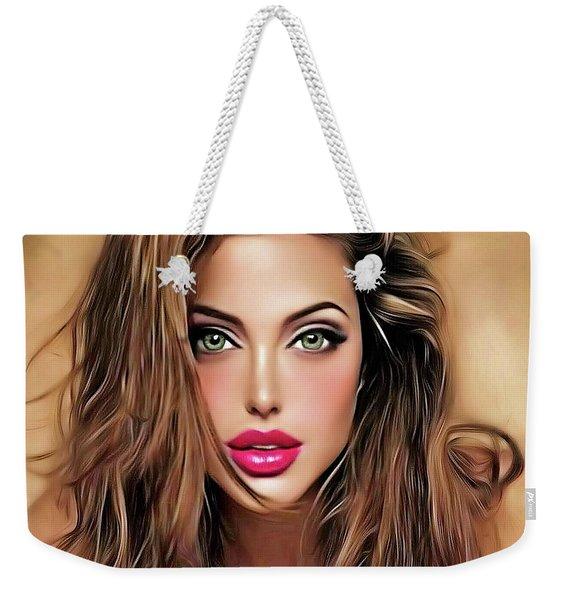 Beautiful Soul Weekender Tote Bag