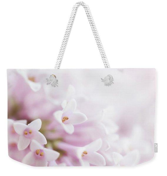 Beautiful Tender Gentle Delicate Flower Weekender Tote Bag
