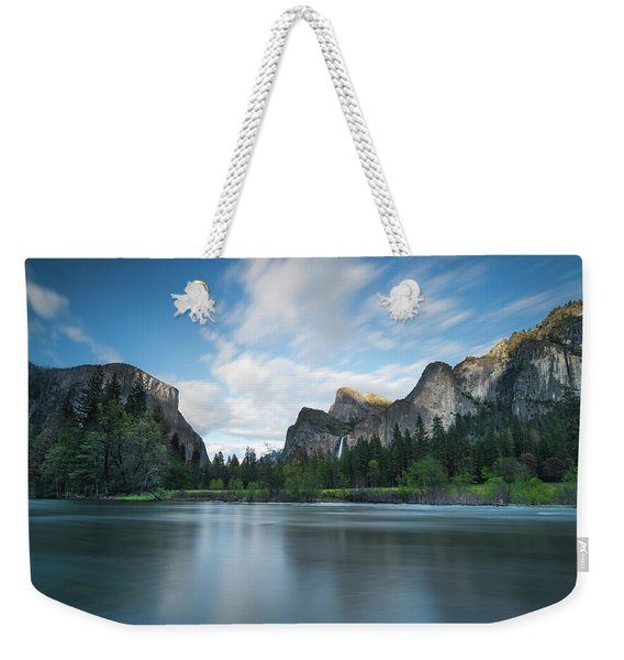 Beautiful Yosemite Weekender Tote Bag