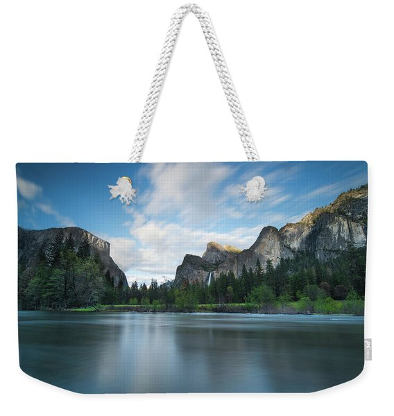 Beautiful Yosemite Weekender Tote Bag