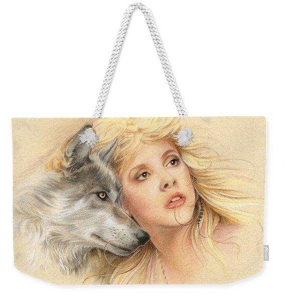 Beauty And The Beast Weekender Tote Bag