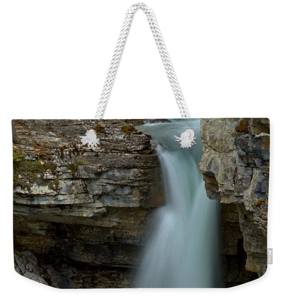 Beauty Creek Blue Falls Weekender Tote Bag