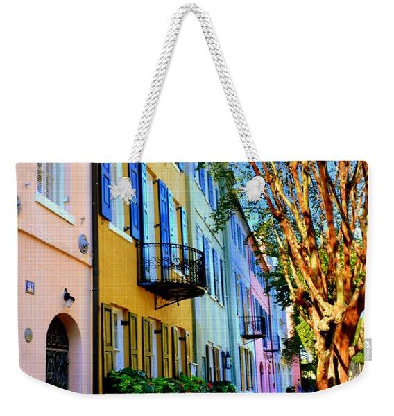 Beauty In Colors Weekender Tote Bag