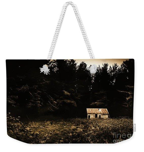 Beauty In Dilapidation Weekender Tote Bag