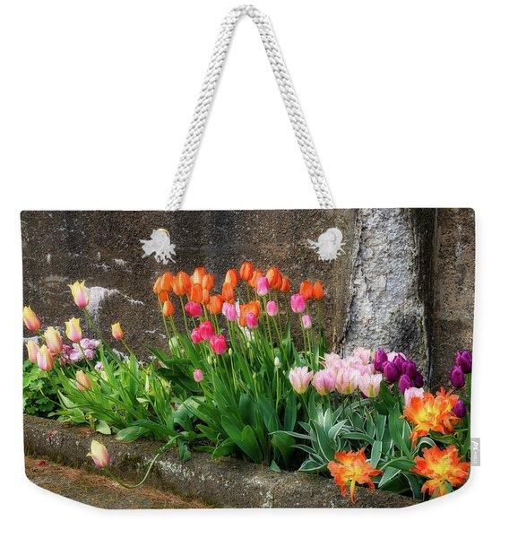 Beauty In Ruins Weekender Tote Bag