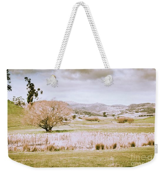 Beauty In Rustic Gretna Weekender Tote Bag