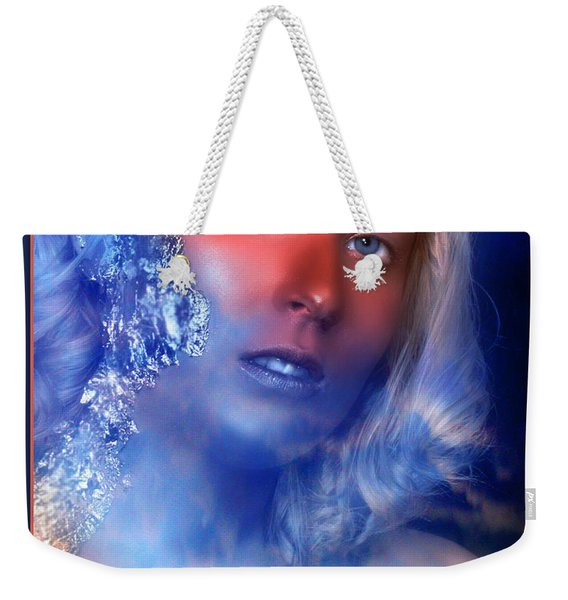 Beauty In The Clouds Weekender Tote Bag