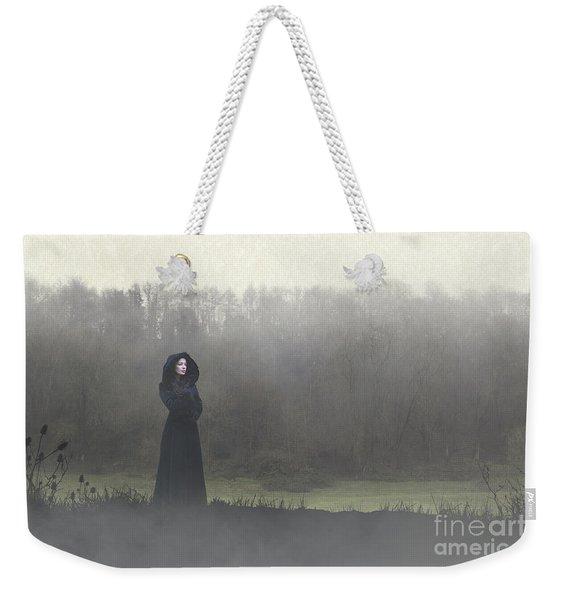 Beauty In The Fog Weekender Tote Bag