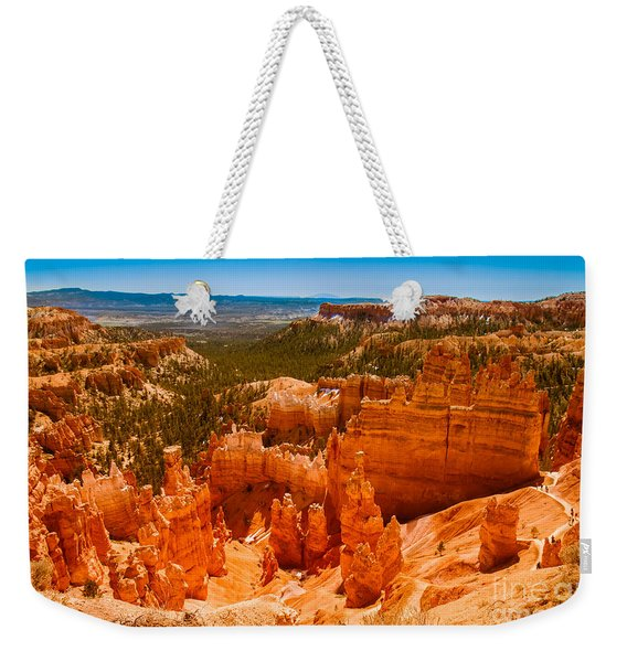 Beauty Of Bryce Canyon Weekender Tote Bag