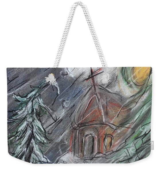 Beauty Of Winter Weekender Tote Bag