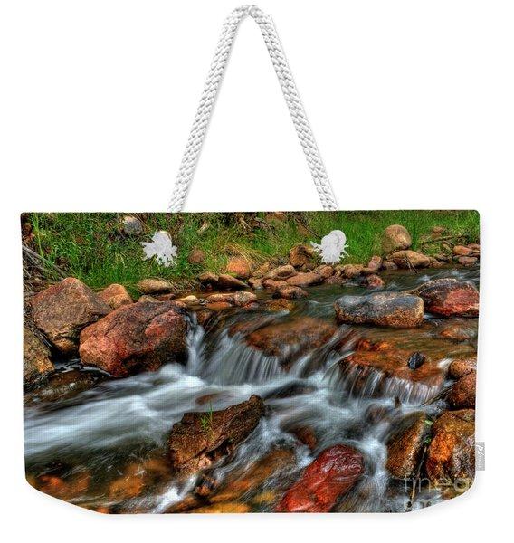 Beaver Creek Weekender Tote Bag