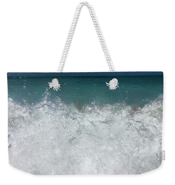 Beckon Weekender Tote Bag