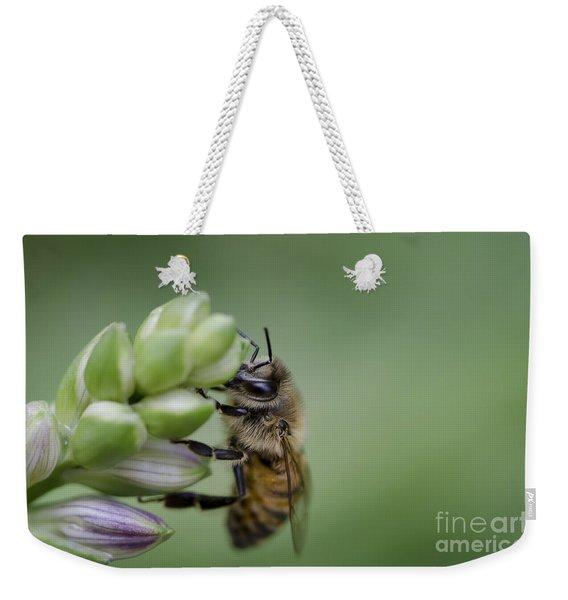 Busy Bee Weekender Tote Bag