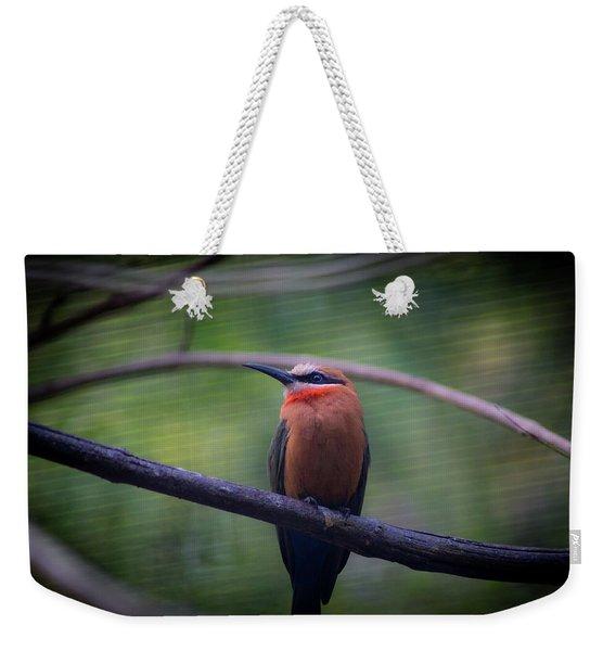 Bee-eater Weekender Tote Bag