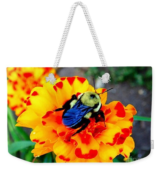 Bee Happy   Weekender Tote Bag