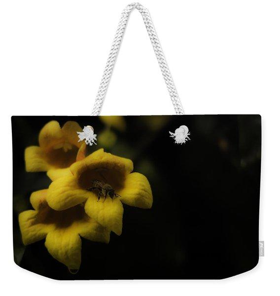 Bee In A Trumpet Weekender Tote Bag