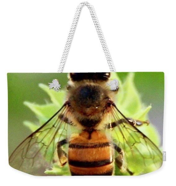 BEE Weekender Tote Bag