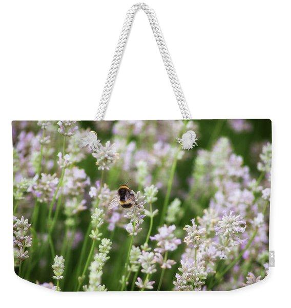 Bee Pollen Weekender Tote Bag