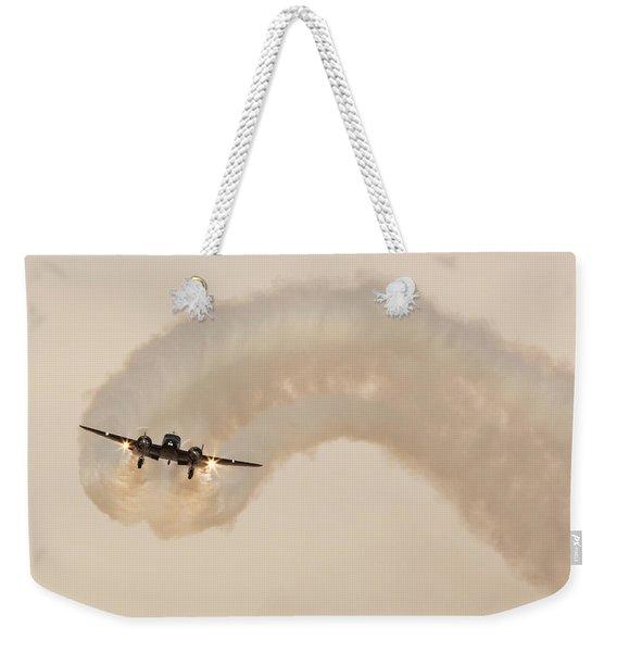 Beech 18 Weekender Tote Bag