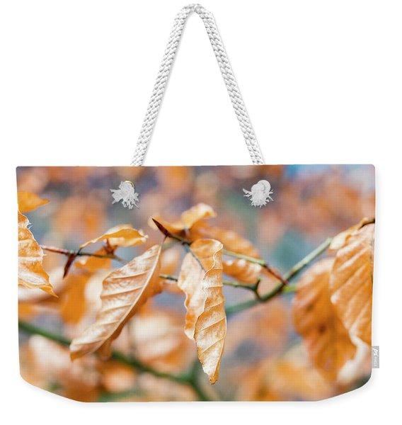 Beech Garland Weekender Tote Bag