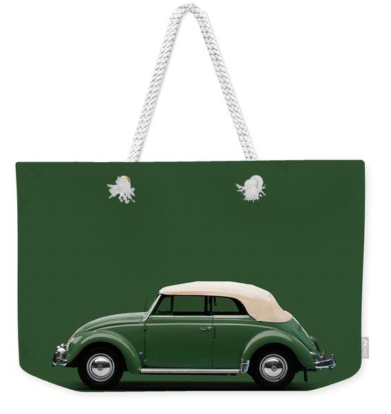 Beetle 53 Weekender Tote Bag