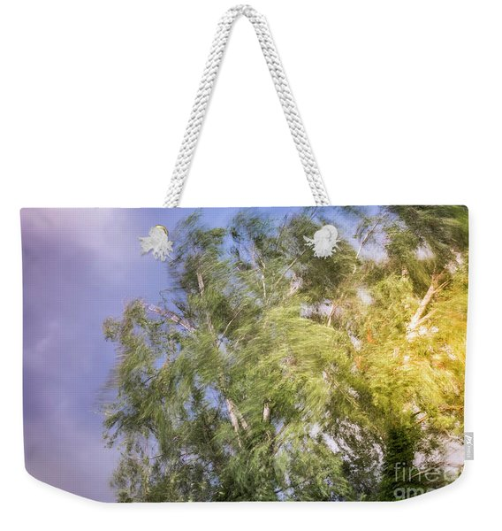 Before The Storm Weekender Tote Bag
