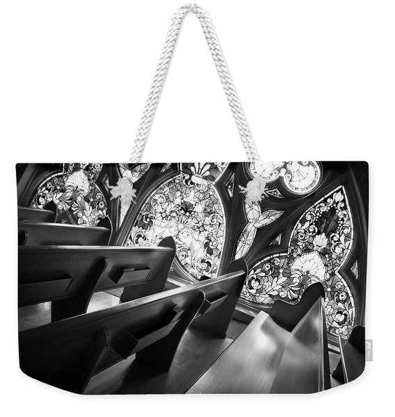 Before Vespers Weekender Tote Bag