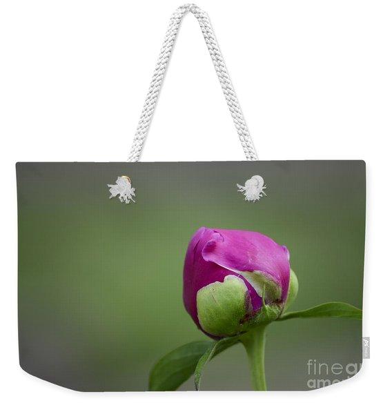 Simple Beginnings Weekender Tote Bag