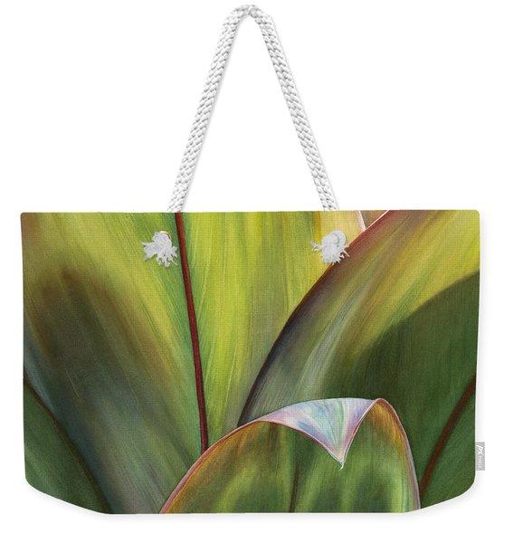Beguiling Kauai Weekender Tote Bag
