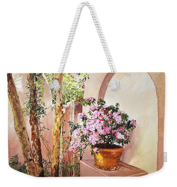 Bel-air Azaleas Weekender Tote Bag
